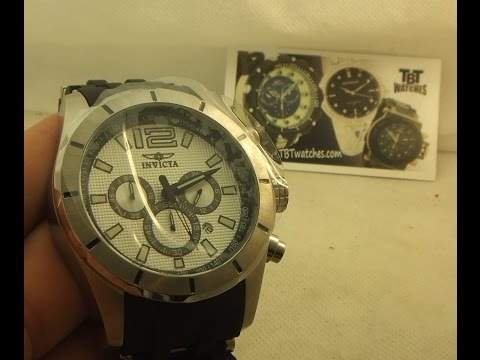 How to adjust the bracelet on Invicta Seaspider 11246 model