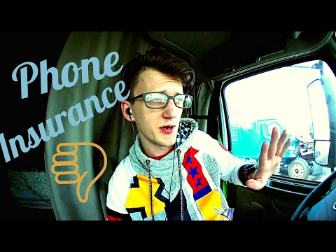 The Problem With At&t Phone Insurance (Trucker Vlog Adventure #12)
