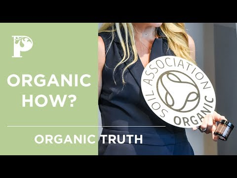 LEARN WHO ARE SOIL ASSOCIATION, THE CHARITABLE TRUST WHO CERTIFY ORGANIC PRODUCTS