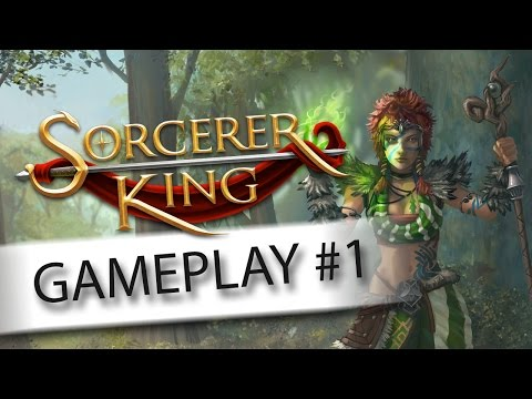Let's Play Sorcerer King Gameplay Ep. 1 - The Battle Guardian - Walkthrough Playthrough PC HD