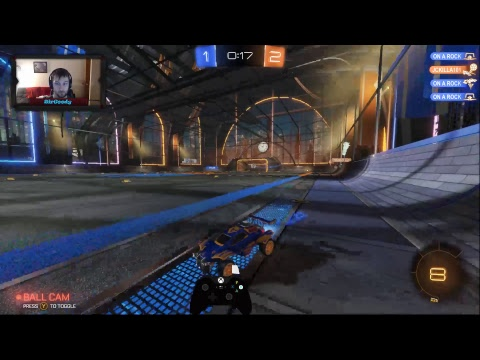 [ENG] Rocket League: Casual Play Ninth Episode!