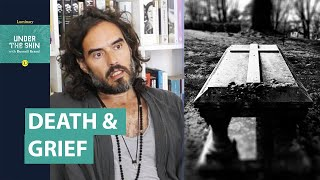 Why Are We So Bad At Death?   Russell Brand & Amanda Palmer