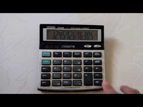 How to find cube root of any number using calculator
