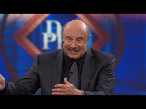 Why Dr. Phil Says Behavioral Compulsions Help Push Down Anxiety Levels