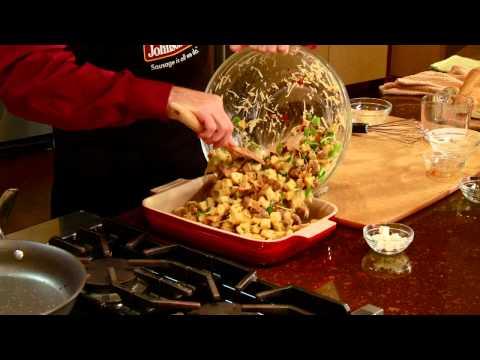 Johnsonville® Italian Sausage Stuffing