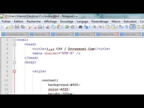 دورة CSS   الدرس 18 خآصية Padding