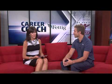 Career Coach on Fox 17- Higher Skills for Manufacturing Jobs