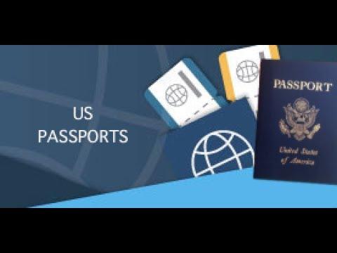 Getting a U.S. Passport
