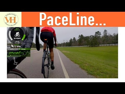 Group Ride Cycling 3102018   Paceline Signals