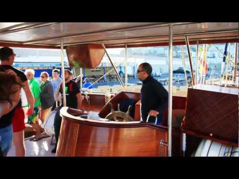 Party boat Puerto Rico Gran Canaria 30.3.2012