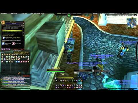 Enchanting Profession Leveling Tips MoP 1-600 Fast