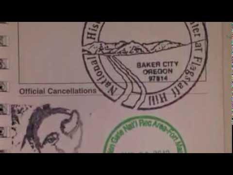 National Park Service Passport Book Cancellations