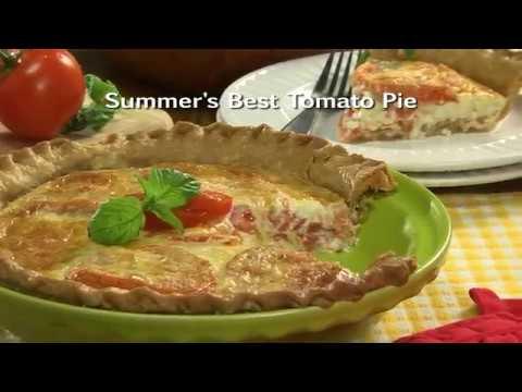 Summer's Best Tomato Pie