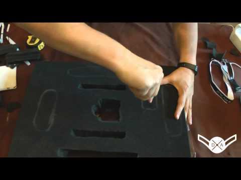 How to Cut Foam in a Generic DJI Phantom Hard Storage Case (Phantom 3 & 4)
