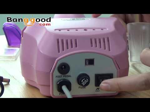 220V-250V Electric Nail Drill Machine - Banggood.com