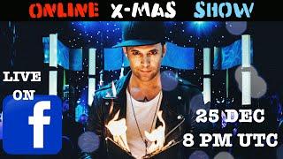 "X-MAS MAGIC ""ONLINE"" SHOW  -Julien Magic"
