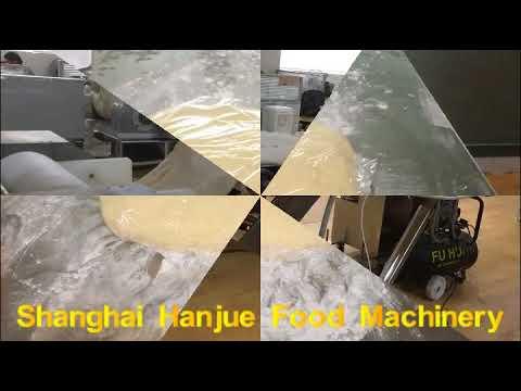酥饼机/Flaky pastry production line /Philippines piaya making machine