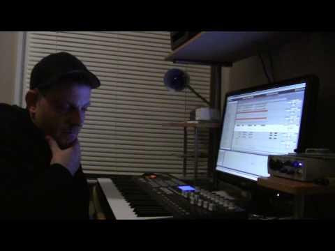ableton live 8 hip hop beat