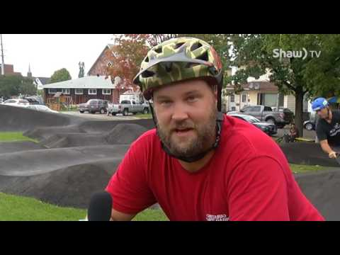 Ride It Out - New Asphalt Pump Track
