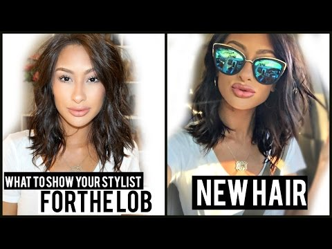 NEW HAIR | CHOPPED! The LOB! What to ask your stylist!