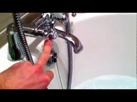 Faulty Tap (Low pressure flow)