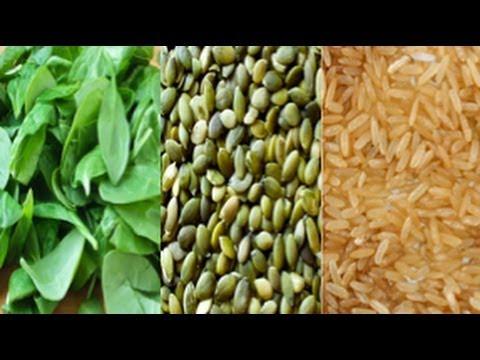 3 Foods High in Magnesium