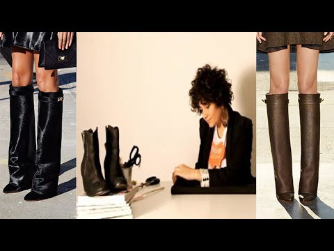 Fashion Attack: How to make a DIY over knee boot