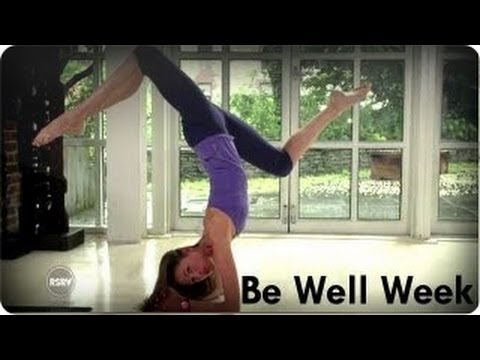 Yoga & Your Sex Life with Tara Stiles | Be Well Week Ep. 3 | Reserve Channel