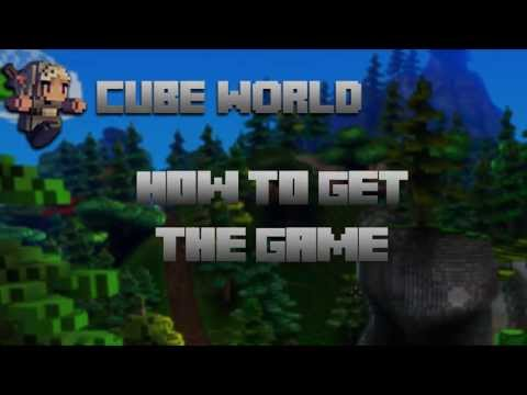 How to Get Cube World for Free! [Full Version]