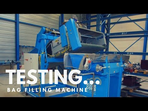 Mushroom Machinery - Intensively Tested Bag Filling Machine