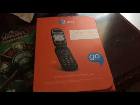 AT&T GoPhone - ZTE Z223 - How to Network Unlock