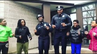 Cops Sing to Help Change How They're Perceived