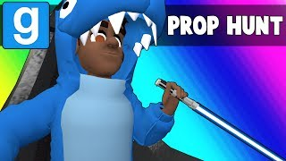 Gmod Prop Hunt Funny Moments - Star Wars Edition!