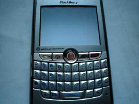 Part I - code from UnlockToTalk.com unlocks BlackBerry 8830 World edition (locked to Verizon -USA)