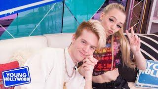 TikTok Stars Zoe Laverne & Cody Orlove Answer Burning Questions