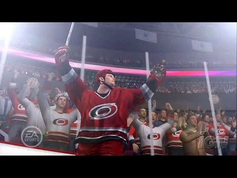 NHL 08 Xbox 360 Trailer - Eric Staal
