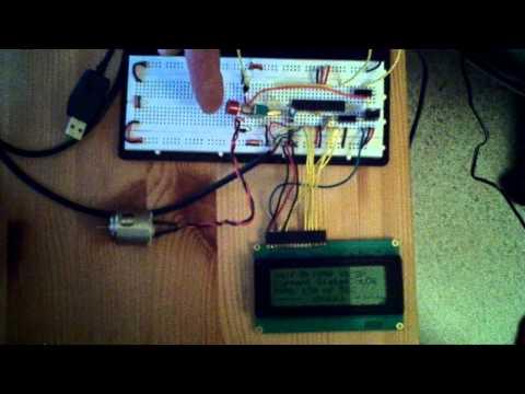 Nerdkit DC brushed motor speed controller