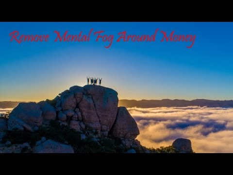 Clearing and Removing Judgements and Mental Fog Around Money (Unveil Your Mastery Series 8)