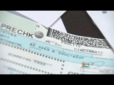 Never Toss Your Airline Boarding Pass