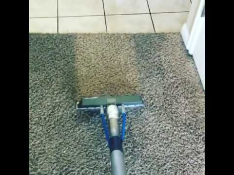 Carpet Cleaning Heavy Traffic Problems
