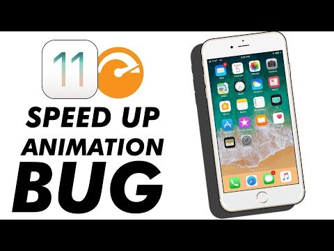 How to Make ANY iPhone Faster using an iOS 11 BUG!