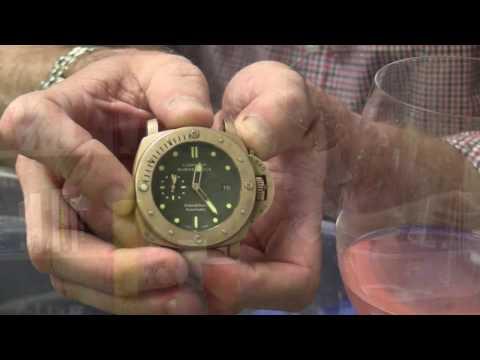 OJ's Take-5:  Panerai PAM 382 Bronzo 'Real Time' Transformation