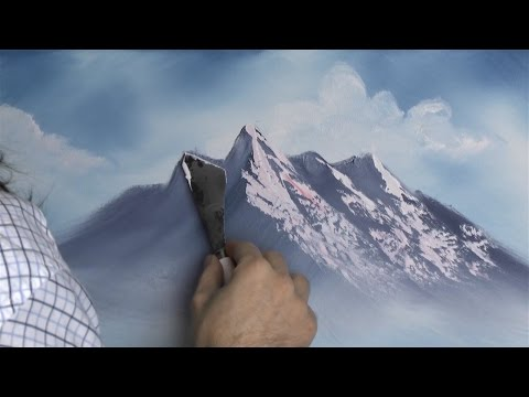 New Mountain - Painting Lesson