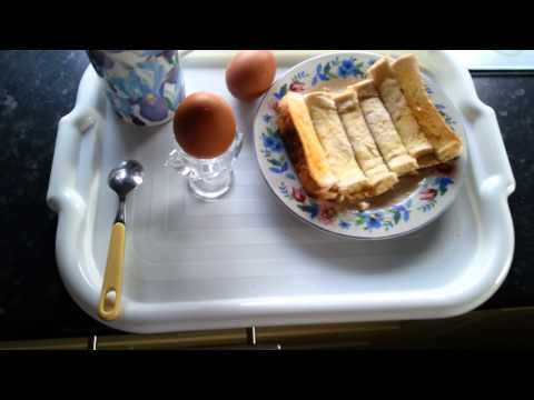 Chucky Eggs And Soldiers