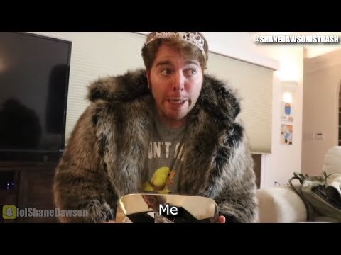 learn the alphabet with shane dawson