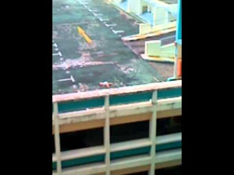 Mysterious Body in HDB Carpark