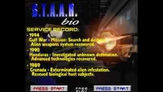 Area 51 (arcade) Full Playthrough
