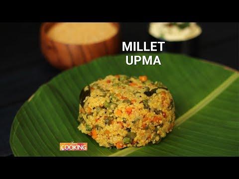 Millet Upma | Foxtail Millet Recipe | Thinai Upma | Kangni Upma