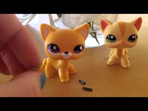 LPS How to make devil horns