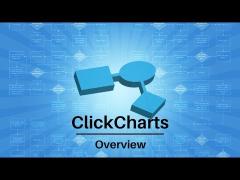 ClickCharts Software Tutorial | Overview